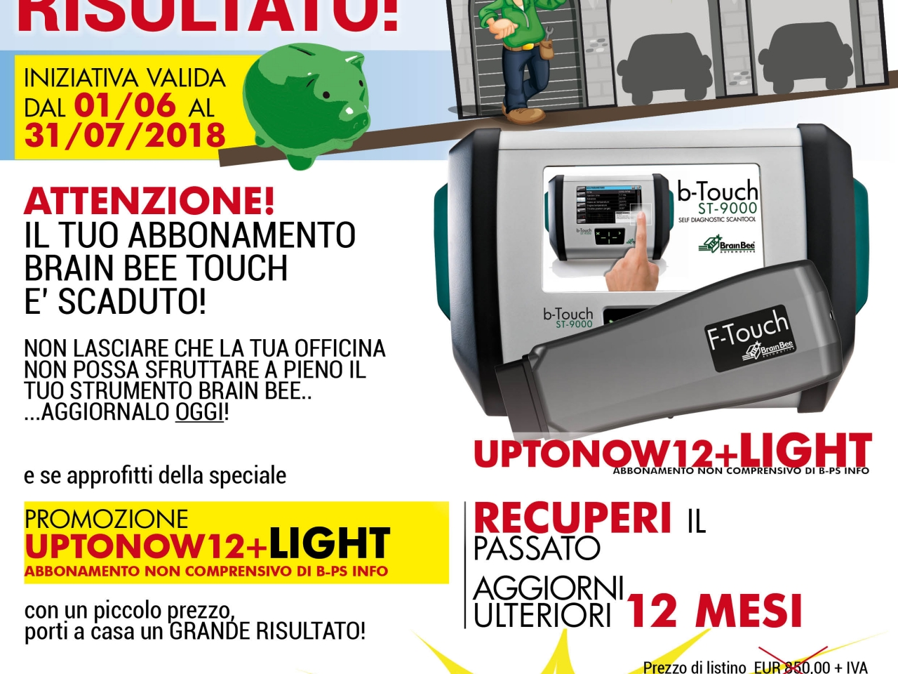 PROMO LINEA TOUCH BRAIN BEE